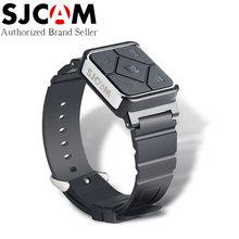 SJCAM 2.4g беспроводной пульт дистанционного управления Управление часы для SJ8 SJ7 SJ6 M20 Wi-Fi спорт действий Камера Водонепроницаемый 3 м