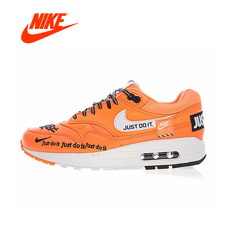 NIKE Air Max 1 Men's Running Shoes Outdoor Sports Shoes Classic Sneakers anti slip Designer Low Top Quality New Arrival 917691