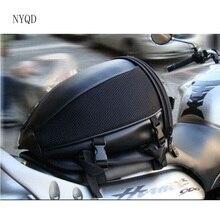 2017 высокое качество Бесплатная доставка Новая мотоциклетная обувь Хвост сумка мотоцикл сиденье сумка спортивная задней стороны сумка Водонепроницаемый укомплектованный