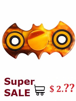 11 colors Metal Bearing Puzzle Hand Spinner Handle Toy Triangle Gyro Finger Spinner Fidget EDC For Autism Anxiety Relief Toys