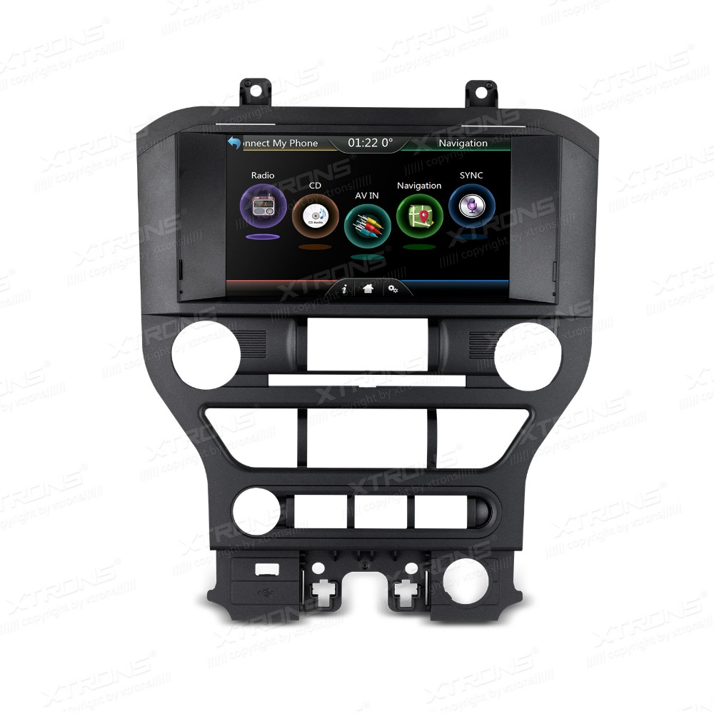 XTRONS 8 Car Stereo radio Upgrade Capacitive Touch Screen GPS Navigation font b Multimedia b font