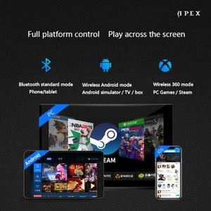 Flydigi pubg Somatosensory мобильный контроллер Bluetooth беспроводной геймпад контроллер Поддержка компьютера Мобильная игровая система джойстик
