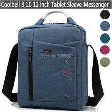 2016 neue Mode 8 9 10 11 12 zoll Tablet Abdeckung Umhängetasche Handtasche Messenger Für Macbook/iPad Männer Frauen Kinder Kind tasche