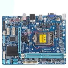 h61m-ds2 16GB Support I3 I5 I7 h61 Motherboard All Solid State Capacitor 1155 DDR3 g540