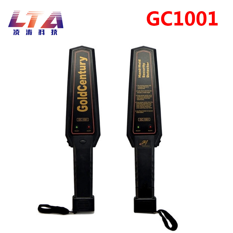 Hand-held metal detector GC1001 wood nail exploration equipment detector factory station pier and other security inspection equi factory wholesale pricemicro percussion marking machine metal engraver equipment hand held type easy move and operate