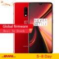 Оригинальный смартфон Oneplus 7 6,2 ''2340*1080 P Android 9 Snapdragon 855 8G ram 256G rom мобильный телефон
