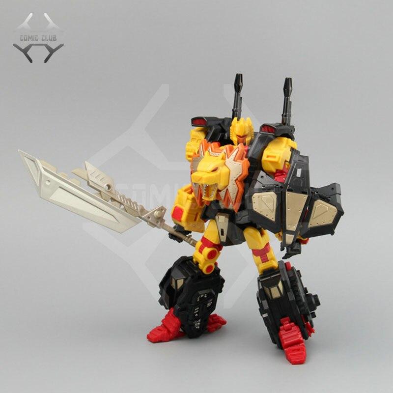 COMIC CLUB IN STOCK neoart toys ko MMC Transformation robot Predaking sharp claws