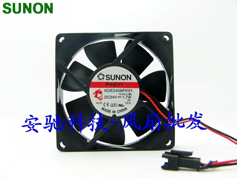 Sunon KDE2408PKV1 DC24V 1.7W
