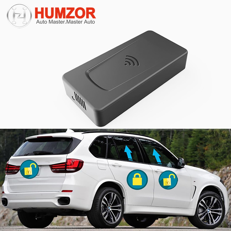 Système d'alarme de voiture sans clé pour système BMW CAS F01/F02/F03/F04, F25/F26, F06/F12/F13, F18/F90/F11/F07/F10