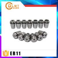 1 pces er11 1-8mm 1/4mm 6.35mm 1/8mm 3.17mm 5 mola collet alta precisão conjunto para máquina de gravura do cnc torno ferramenta moinho