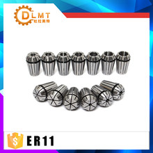 1pcs ER11 1-8MM 1/4 MM 6.35MM 1/8MM 3.17MM 5Spring Collet High Precision Collet Set For CNC Engraving Machine Lathe Mill Tool(China)