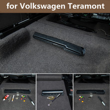 for Volkswagen Teramont seat under the air conditioning outlet protection cover interior modification