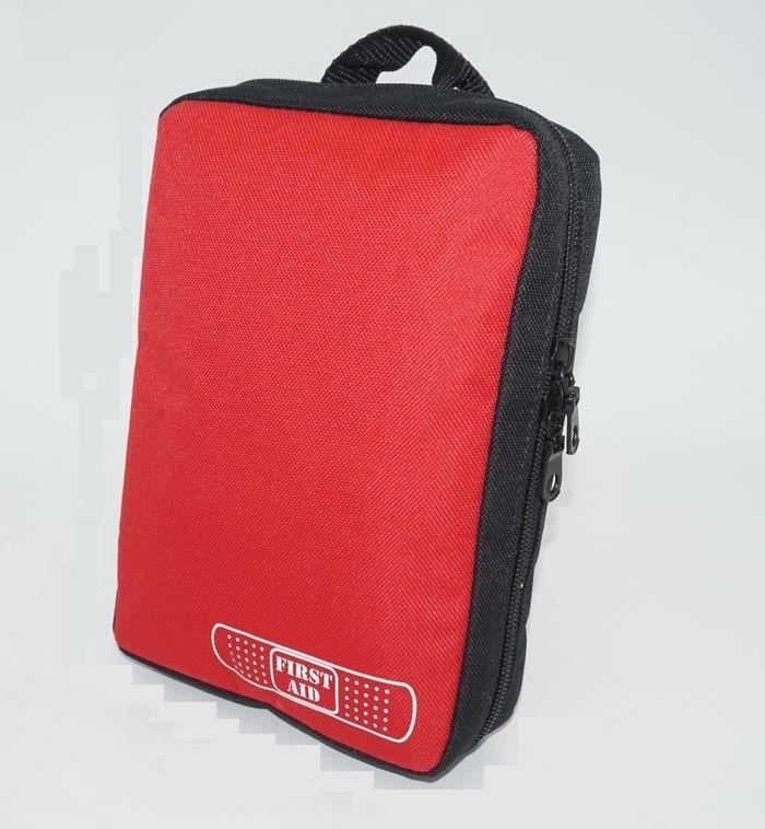 CAMMITEVER Elsősegély táska Otthoni szervező eszköz tároló táska Vörös ház szerszámtáskák Pofa vízálló kiegészítők Helytakarékos