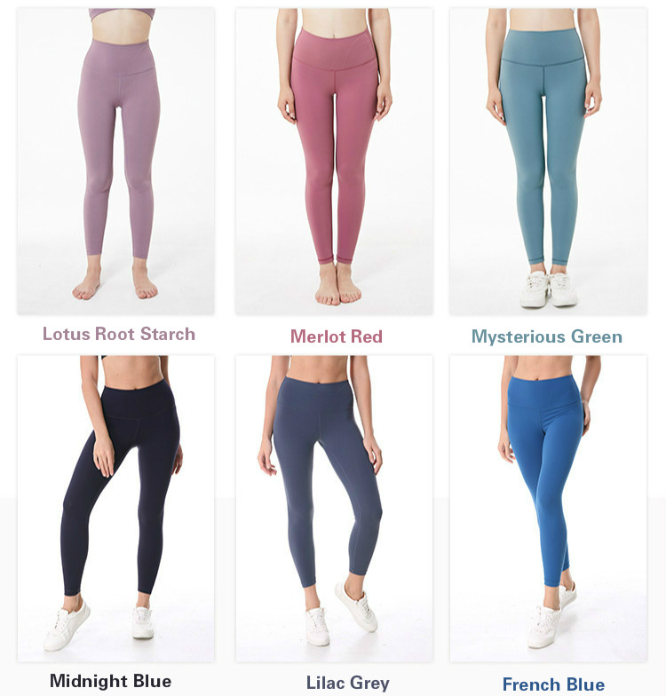 Super Soft Hip Up Yoga Fitness Pants