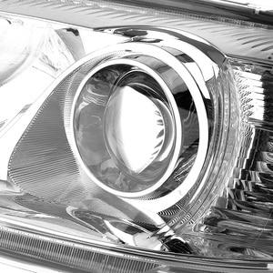 Image 4 - مقاوم للماء كشافات واضحة العارض اليسار/اليمين 2 قطعة المصباح استبدال الولايات المتحدة بنيت صالح ل 2010 2011 تويوتا كامري USA وسائط