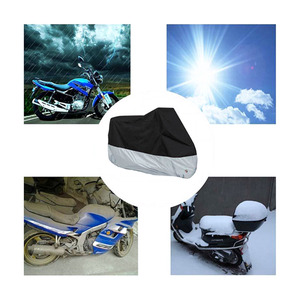 Image 2 - Motorcycle Cover Outdoor ATV Scooter Dustproof Waterproof Sun Motorbike Protective Car Cover Durable Rain Protector Coque