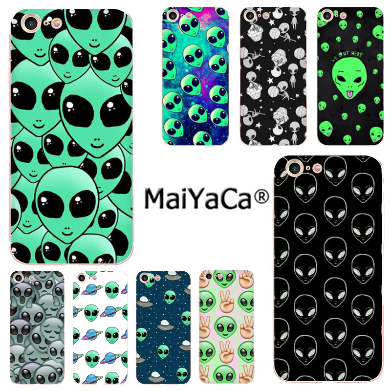 Aliexpress Com Buy Maiyaca Emoji Alien Spacecraft Unique Design