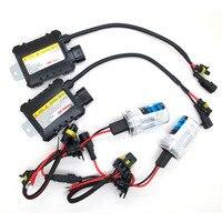 35W 55W Slim Ballast Kit Xenon Bulb 12V H1 H3 H7 H11 9005 9006 Auto Hid