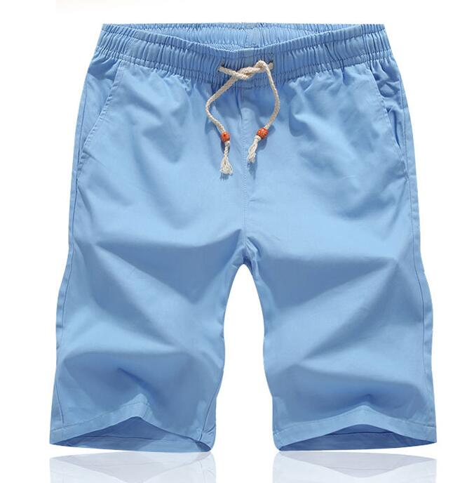 2019 summer new five points casual shorts cotton pants beach pants
