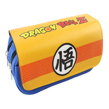 Dragon ball Z son goku  Pencil Pen Case Cosmetic Make Up Bag Storage Pouch