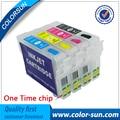 Novo para epson t2991-t2994 cartucho de tinta recarregáveis para epson xp-235 xp-332 xp-335 xp-432 xp-435 xp235 com chips