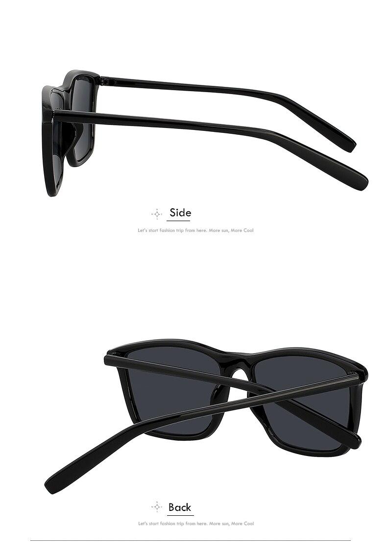 AOFLY de los hombres de la moda Gafas de sol polarizadas hombre conducción  Gafas de sol para hombres HD lente de Polaroid Gafas de sol masculino AF8089 facd96247f12