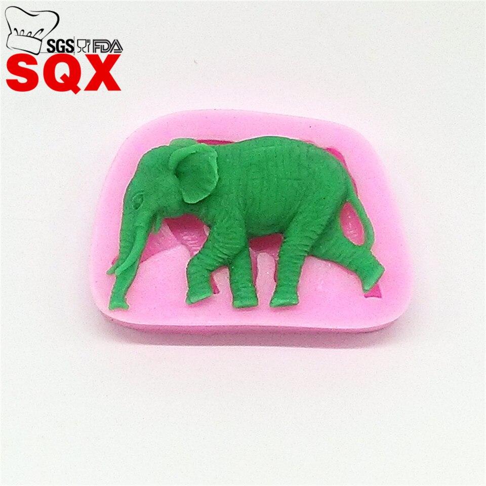 Elephant Cake Mold