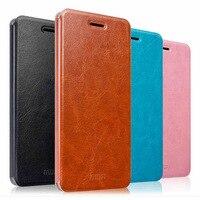 Original Mofi For Xiaomi Redmi 4X Case Flip Luxury Leather Stand Fundas Coque Cover Case For