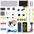 Бесплатная доставка! New! Keyestudio Основные Стартер Обучения Комплект для arduino (нет UNO доска) + PDF