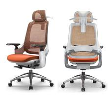 Ergonomic chair, stylish first class lift boss business leather executive chair.
