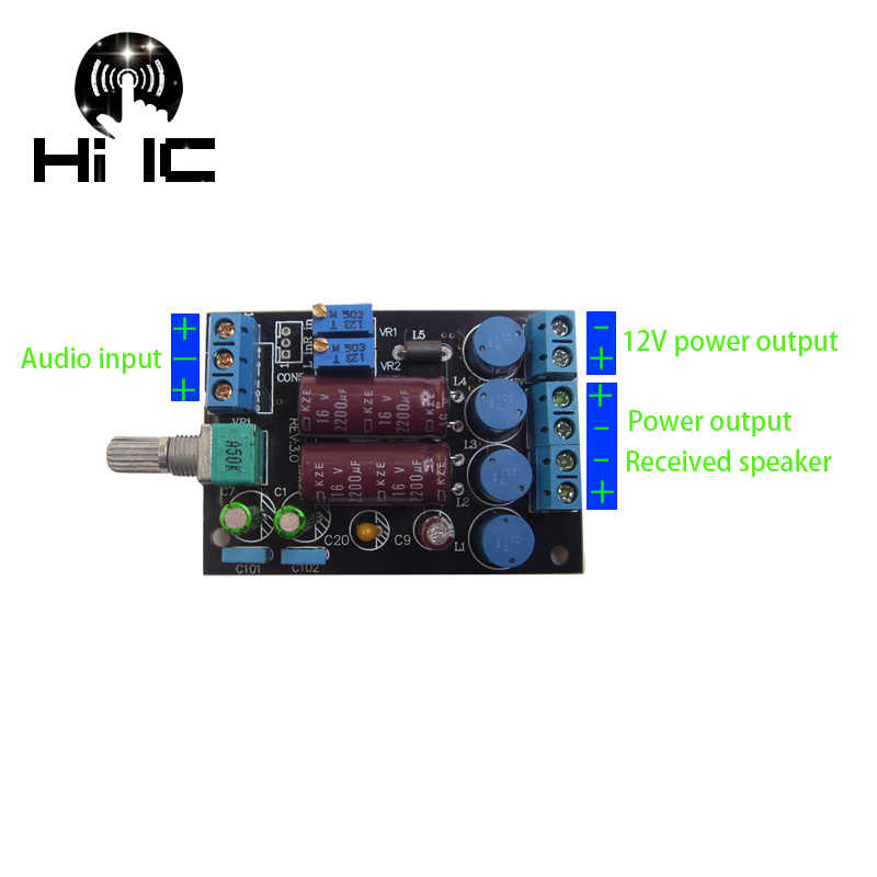 Hedendaags Detail Feedback Questions about Mini T Amp Tripath TA2024 2*15W YI-18