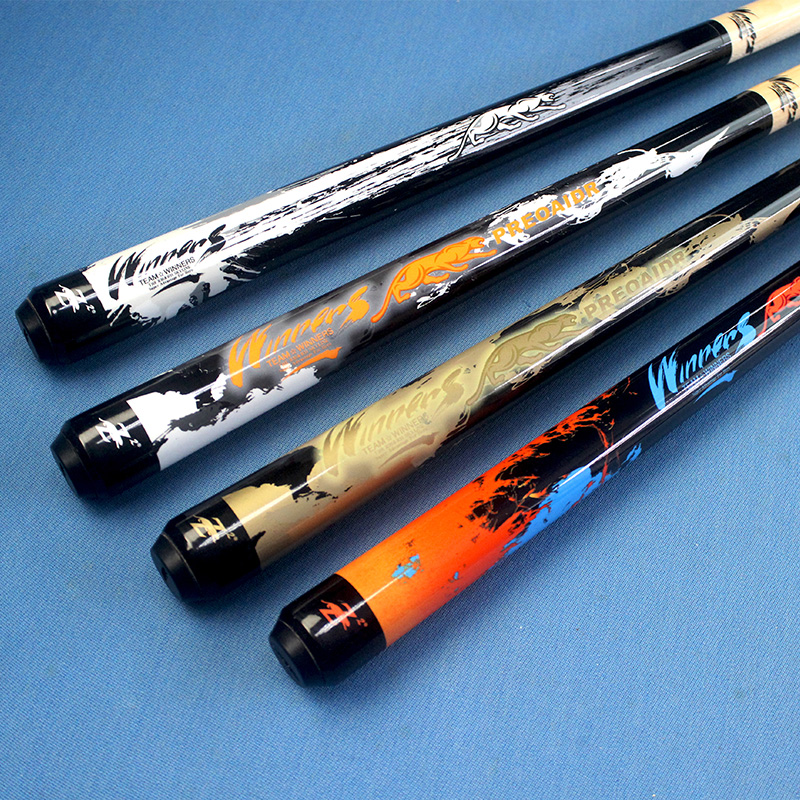 New PREOAIDR Brand Jump Cue 13mm Tip 106 68cm Length 4 Colors Option Made In China