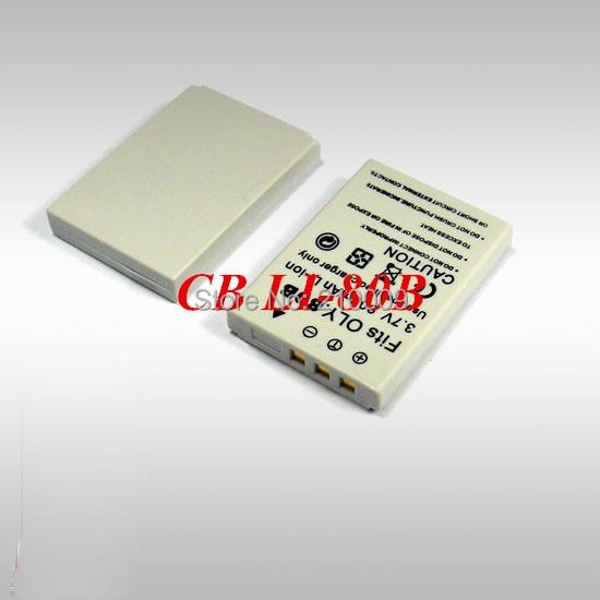 Für Li-80B batterie T-100 T-110 X-36 T100 T110 X X960 Kamera Batterie
