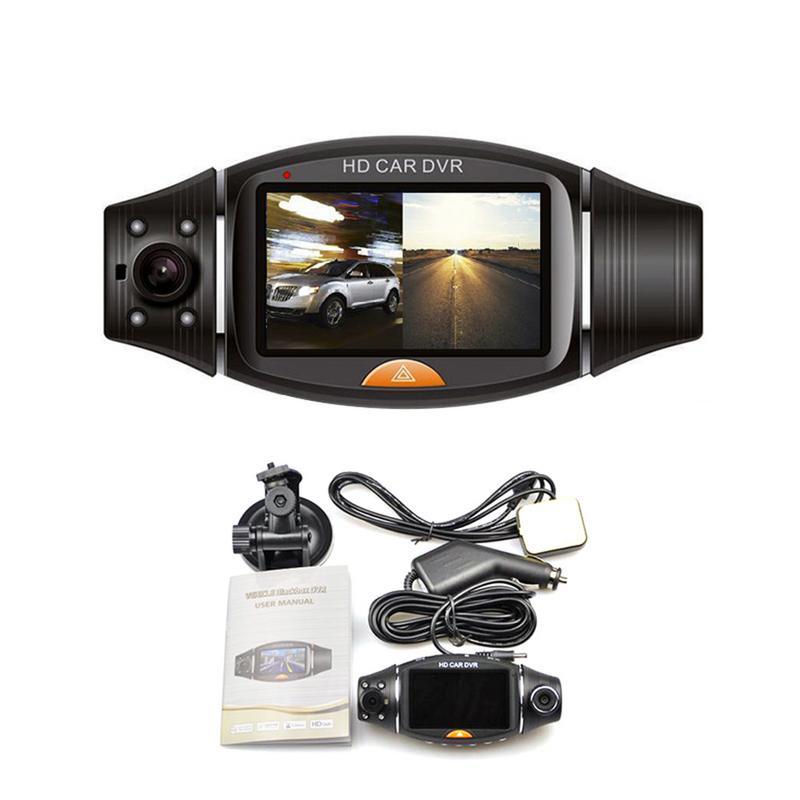 Car DVR Camera Car DVR GPS Dual Camera 2.7 Inch 1080P HD Night Vision Dual Lens DVR Recorder Dash Cam Video Recorder IRCar DVR Camera Car DVR GPS Dual Camera 2.7 Inch 1080P HD Night Vision Dual Lens DVR Recorder Dash Cam Video Recorder IR