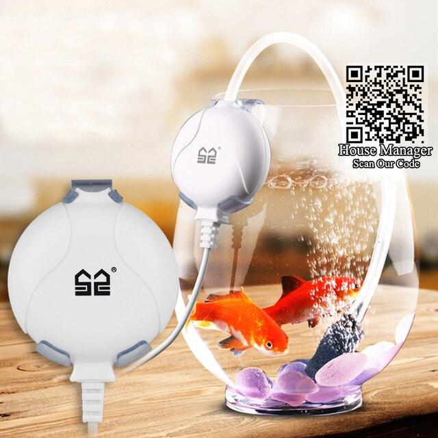 Mini Oxygen Aquarium Pump  6