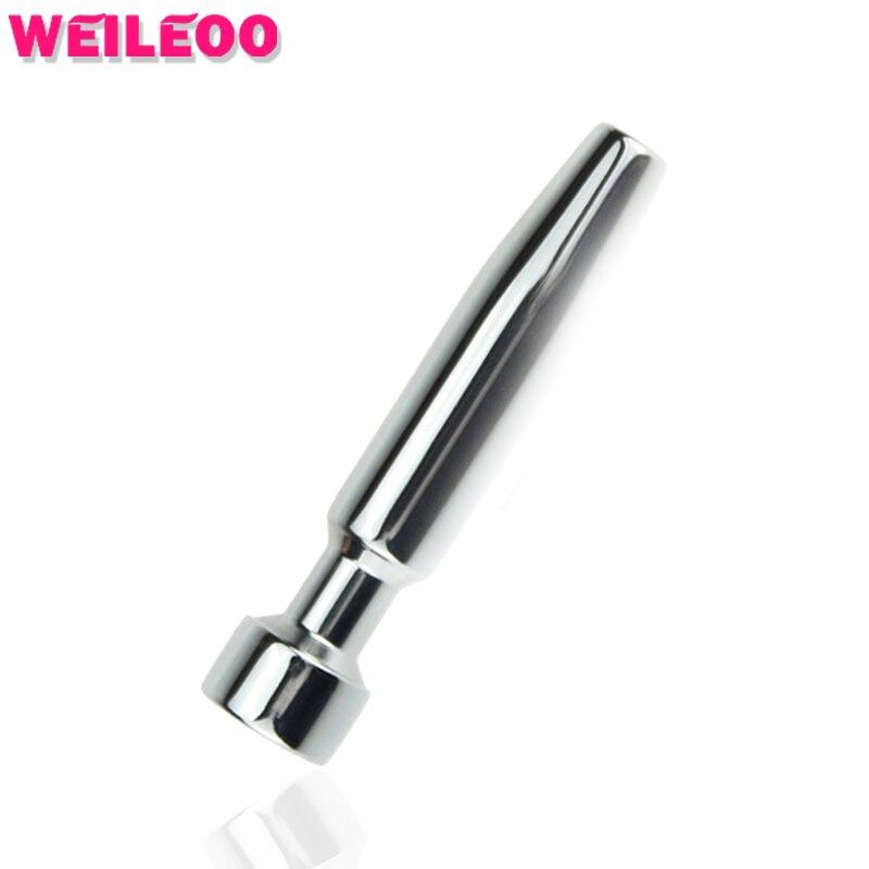45*8mm penis plug catheter urethral sound toys sounding sex toys for men urethral plug dilator urethral sounding rod A34