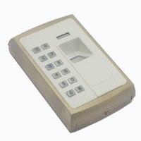 Fingerprint Door lock Access System Keyboard Single Door cerradura electrical electronic door lock for Gate Power Supply Unit