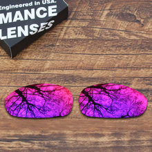3aef40d22 ToughAsNails Polarized Replacement Lenses for Oakley Juliet Sunglasses  Midnight Sun (Lens Only)