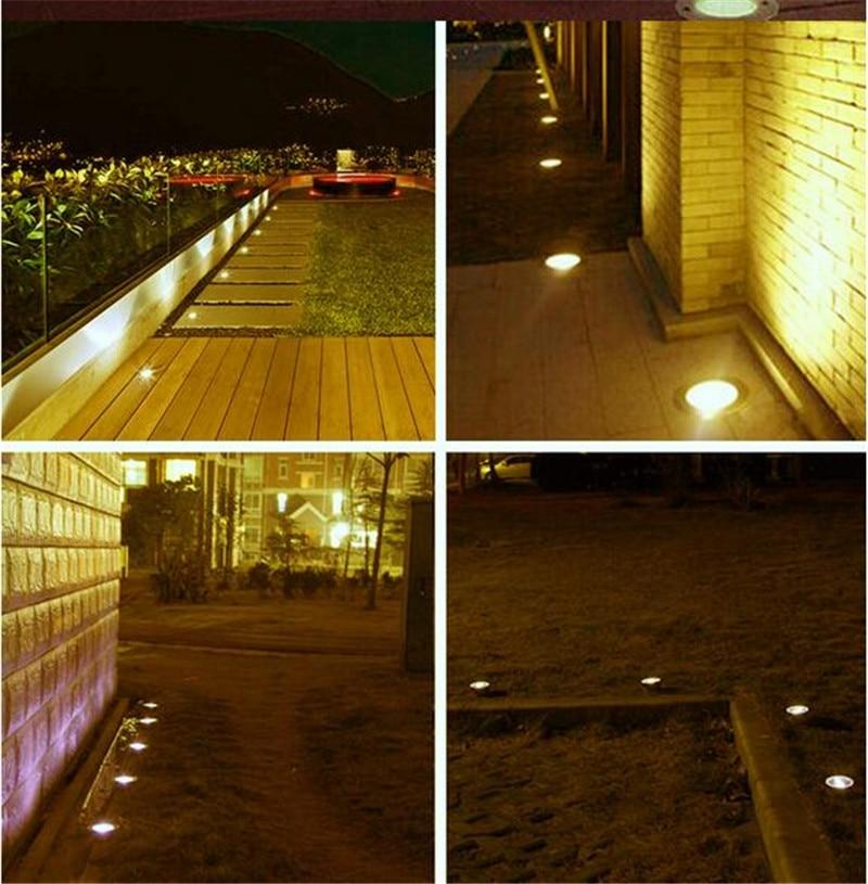 CONDUZIU a Iluminação Da Paisagem Caminho Da