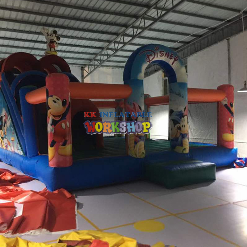 High Quality Small Jumping Inflatable Bouncing Castle Inflatable Castle for KidsHigh Quality Small Jumping Inflatable Bouncing Castle Inflatable Castle for Kids