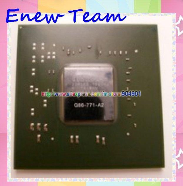 Free shipping G86-771-A2 D/C 2011 Bulk New NVIDIA Chipset BGA chip IC Good quality