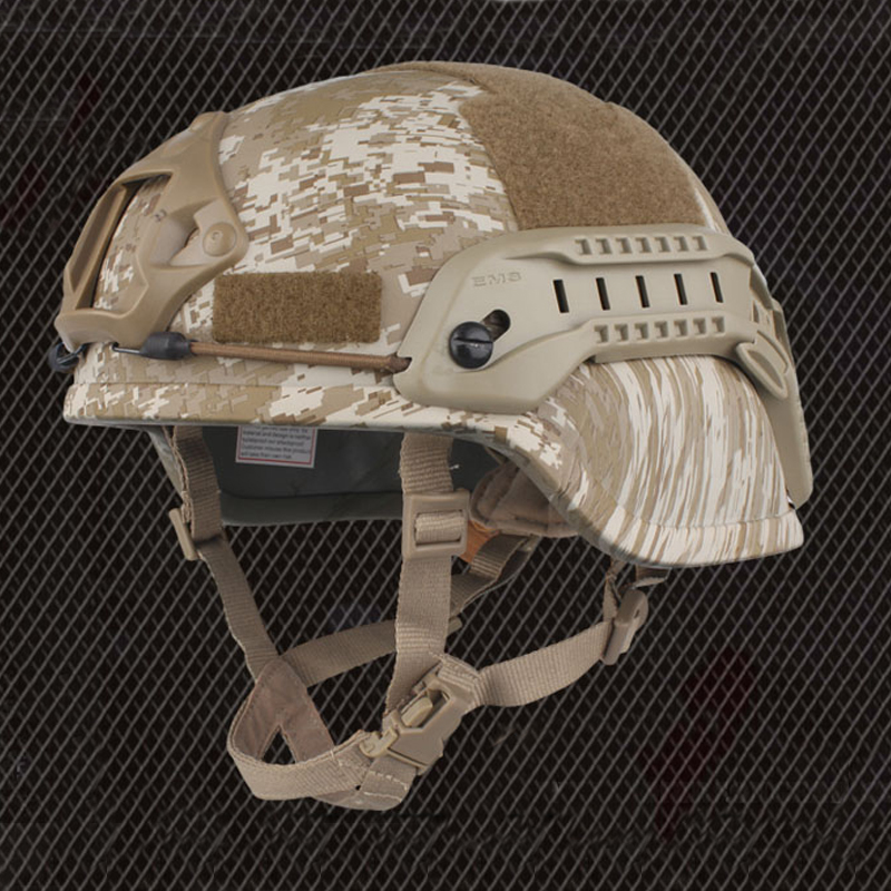 Tactical Camouflage Helmet ACH MICH 2000 Helmet Special Action Version Military Airsoft Protective EM8978 fma maritime tactical helmet 1 1 aramid fiber version helmet fg m l
