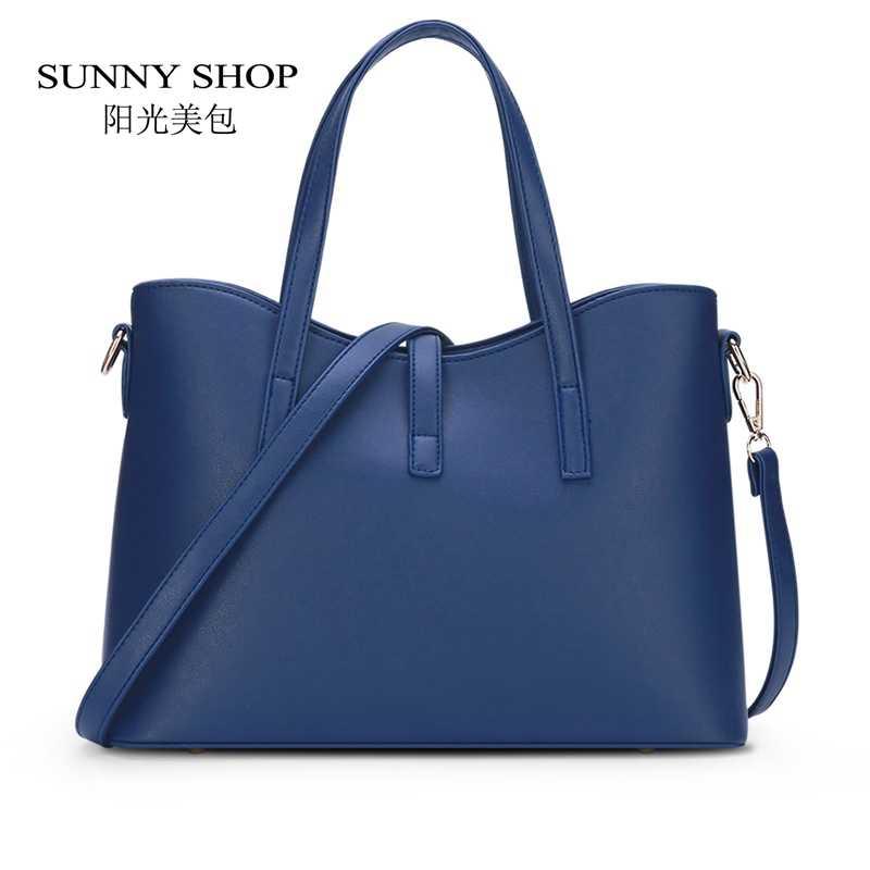 43ed8cf25577 ... Солнечный магазин Европейская и американская мода брендовые  дизайнерские женские сумки высокого качества из искусственной кожи модные  ...