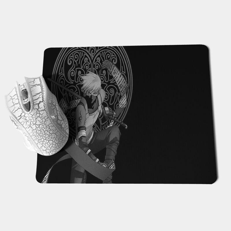 Babaite Наруто Хатаке Какаши Красивая аниме Мышь коврик Размеры для 25x29 см игровой Мышь колодки