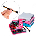 New Hot Sale Portable Mini Makeup Eye Shadow Palette + Brush + Mirror For Sale Free Shipping