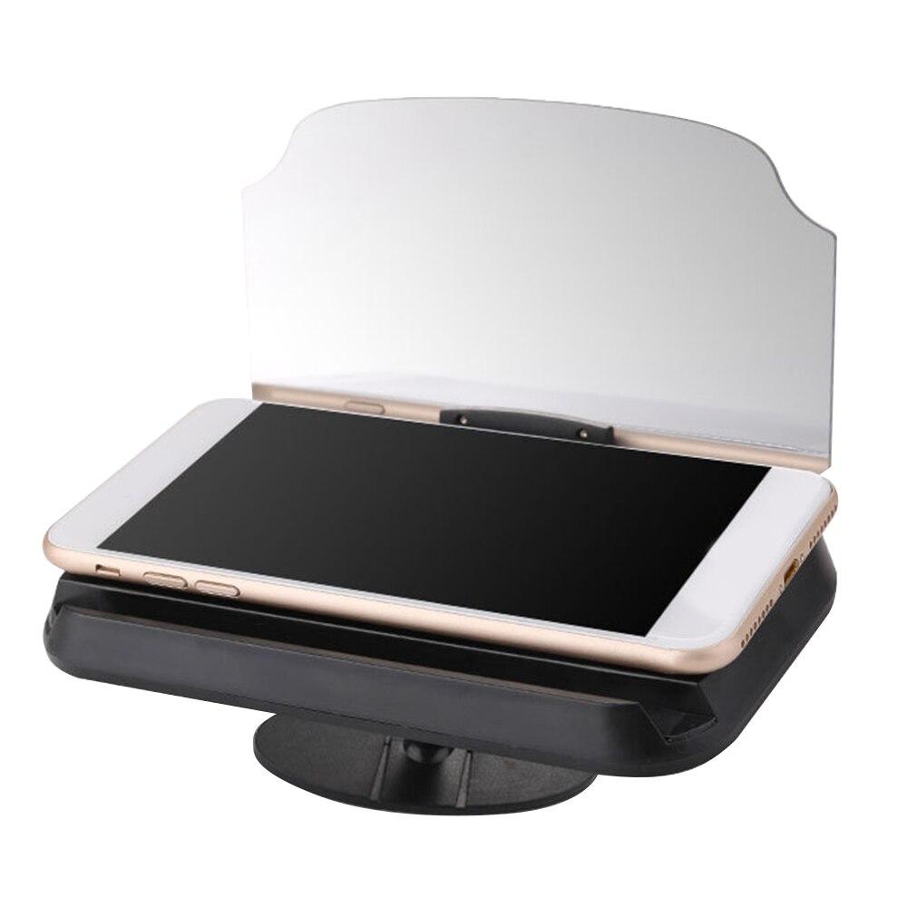 HUD-projecteur de pare-brise de voiture | Affichage tête Up, support Mobile universel pour iPhone pour Samsung GPS