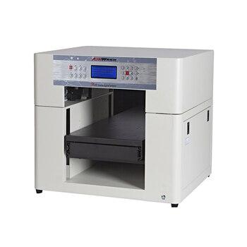 Print direct airwren wit AR-LED Mini4 voeg hoogte en lengte vingertop gyro drukmachine a3 uv printer