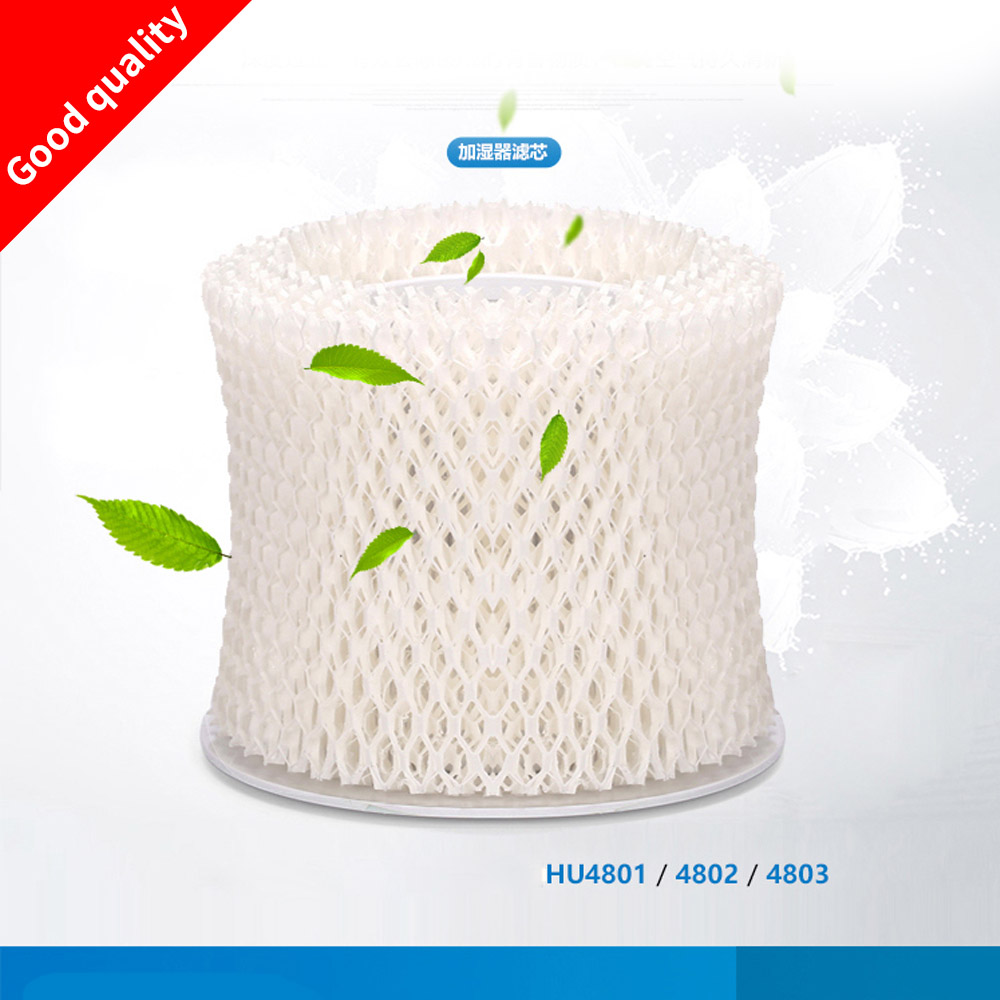1 Stück Filter Oem Hu4102 Luftbefeuchter Filter, Filter Bakterien Und Maßstab Für Philips Hu4801/hu4802/hu4803 Luftbefeuchter Teile