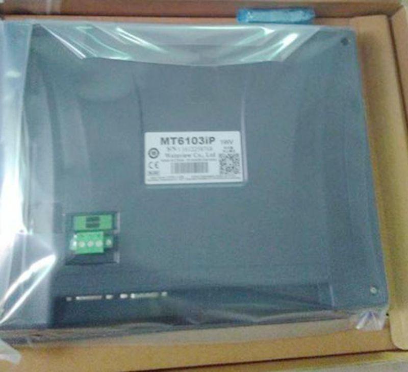 MT6103 MT6103iP новый Weintek weinview, мотор 10,1-дюймовый сенсорная панель HMI