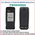 Pmnn4066a MOTOTRBO IMPRES LITHIUMION 1800 mah batería para Motorola MOTOTRBO DP3400 DP3600 XPR6550 dp3601 DGP6150 XiR P8268 P8200 DGP6150